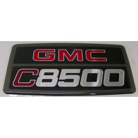 EMBLEM GMC C8500 DECAL STICKER TOPKICK