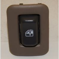 Power Window Switch Rear (Single) W/Bezel (Neutral/Tan) Topkick Kodiak