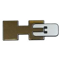 HUMMER H3 5 INCH EMBLEM BADGE DECAL 15094459