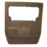 2003-2009 GMC Topkick/Chevy Kodiak Crew Cab Rear Door Panel Tan 15113719
