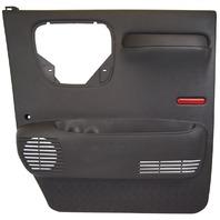 2003-2009 Topkick Kodiak RH Right Front Door Panel Dark Pewter New OEM 15273468