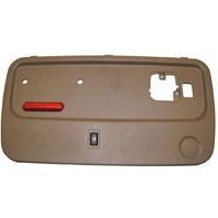 2003-2009 GMC Topkick/Chevy Kodiak LH Rear Door Panel Tan W/Power 15758364