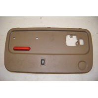 2003-2009 GMC Topkick/Chevy Kodiak Rear Door Panel Tan W/Power 15758364