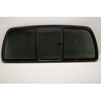 TOPKICK/KODIAK BACK WINDOW GLASS SLIDER W/TINT NO/DEF