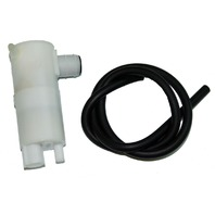 05-09 Hummer H2 Windshield Washer Pump & Feed Hose