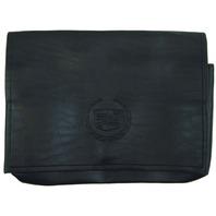 2004-2009 Cadillac XLR Leather Glove Box Pouch Owners Manual Bag Black 25862314