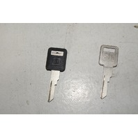 1987-1990 Chevy/Pontiac Square Key