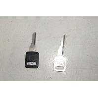 1991-1996 Chevy/Pontiac Square Key (See Vehicle Models Below)