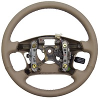 1999-2001 Toyota Solara Steering Wheel Ivory Leather New W/Cruise 4510006360A1