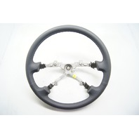 Toyota 4 Runner 1998-2002 4Runner Steering Wheel Dark Grey Gray Leather