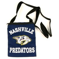 NHL Licensed Hockey Nashville Predators Game Day Pouch