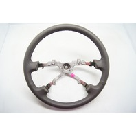 Toyota 4Runner 1998-2002 Steering Wheel Grey Leather No Controls