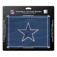 "NFL Dallas Cowboys Officially Licensed Flexible Cutting Board 15"" x 12"" Placemat"