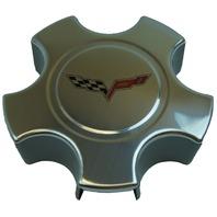 2006-2008 Chevy Corvette C6 Z06 Polished Center Cap QL9 Wheel 9593611