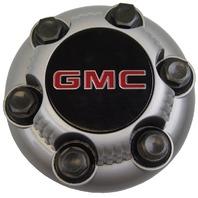 GMC Sierra Safari Savana Van Silver Wheel Center Cap 6 Lug New OEM 9596661 21293