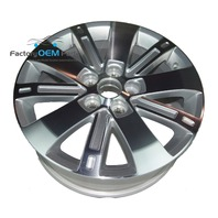 10 11 12 Chevrolet Equinox 18x7 Design 4 New OEM Wheel Rim 2010 2011 2012