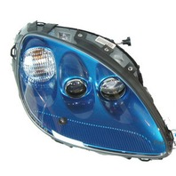 08-11 Corvette C6 Jetstream Blue RH Side Headlight Head Light Lamp Assembly
