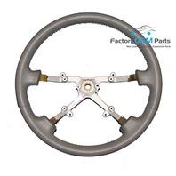 Toyota Camry 1992-1996 Steering Wheel, Grey Leather