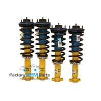 Sky Solstice Springs Shocks GM Bilstein New Set Z0K FE3