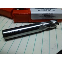 ".4688"" 15/32"" 4 FLUTE SINGLE END CARBIDE END MILL"