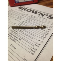 ".0980"" #40 COBALT SCREW MACHINE LENGTH DRILL"