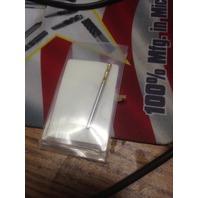 ".1015"" #38 HSCO TiN COATED SCREW MACHINE LENGTH DRILL"