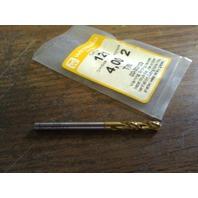 ".1575"" 4mm HSCO TiN COATED SCREW MACHINE LENGTH DRILL"