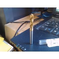 .2441 6.2mm HSCO TiN STUB DRILL