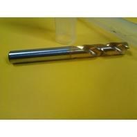 ".3543"" 9mm COBALT TiN COATED SCREW MACHINE LENGTH DRILL"