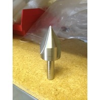 "1-1/4"" 60 DEGREE HIGH SPEED STEEL 3 FLUTE COUNTERSINK"