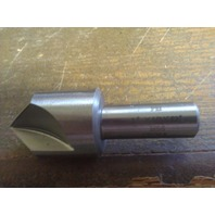 "1-1/4"" 82 DEGREE HIGH SPEED STEEL 3 FLUTE COUNTERSINK"