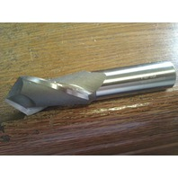"1"" 2 FLUTE 90 DEGREE POINT ANGLE COBALT DRILL MILL"