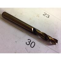 """.2992"""" 7.6mm HSCO  JOBBER LENGTH DRILL"""