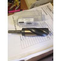 "1.3125"" 1-5/16"" PREMIUM STEEL REDUCED SHANK DRILL 1/2"" SHANK USA"