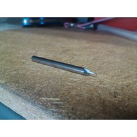 ".0260"" 2fl SINGLE END CARBIDE END MILL.0260"" x 1/8"" .0390"" x 1-1/2"""