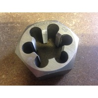 M20 X 1.0 CARBON STEEL HEXAGONAL RE-THREADING DIE