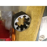 M36 X 4.00 CARBON STEEL HEXAGONAL RE-THREADING DIE