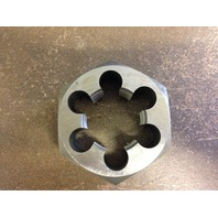 M48 X 3.00 CARBON STEEL HEXAGONAL RE-THREADING DIE