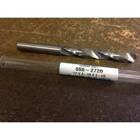 ".2720"" I CARBIDE STANDARD LENGTH DRILL"