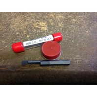 "New 5/16"" Solid Carbide Boring Bar ABB-2301000 TiAlN .230"" Minimum Bore"