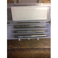 6-32 GH3 3 FLUTE HIGH SPEED STEEL 3 PIECE TAP SET