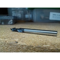 "3/16"" 2 FLUTE SINGLE END CARBIDE STEALTH COAT END MILL 3/16"" X 3/16"" X 3/8"" X 2"""