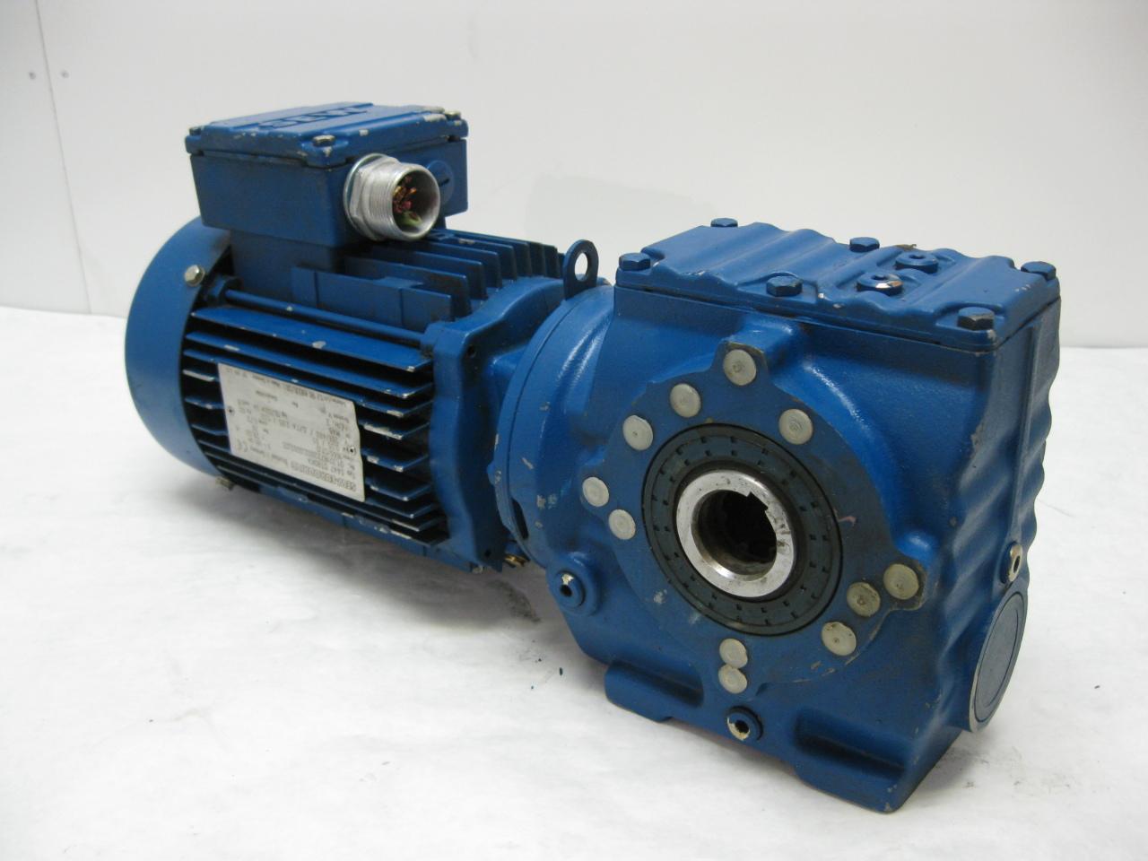 Sew Eurodrive Sa47 Dt80k4 Hollow Shaft Kw Gear Motor