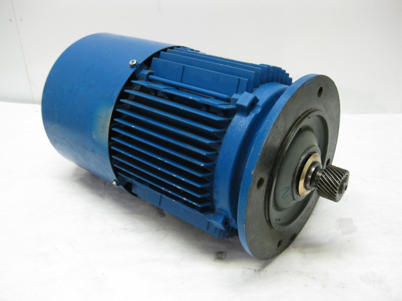 Sew Eurodrive S77 Dt80k4 Motor 1 5 Hp 1700 Rpm 266 460v Ebay