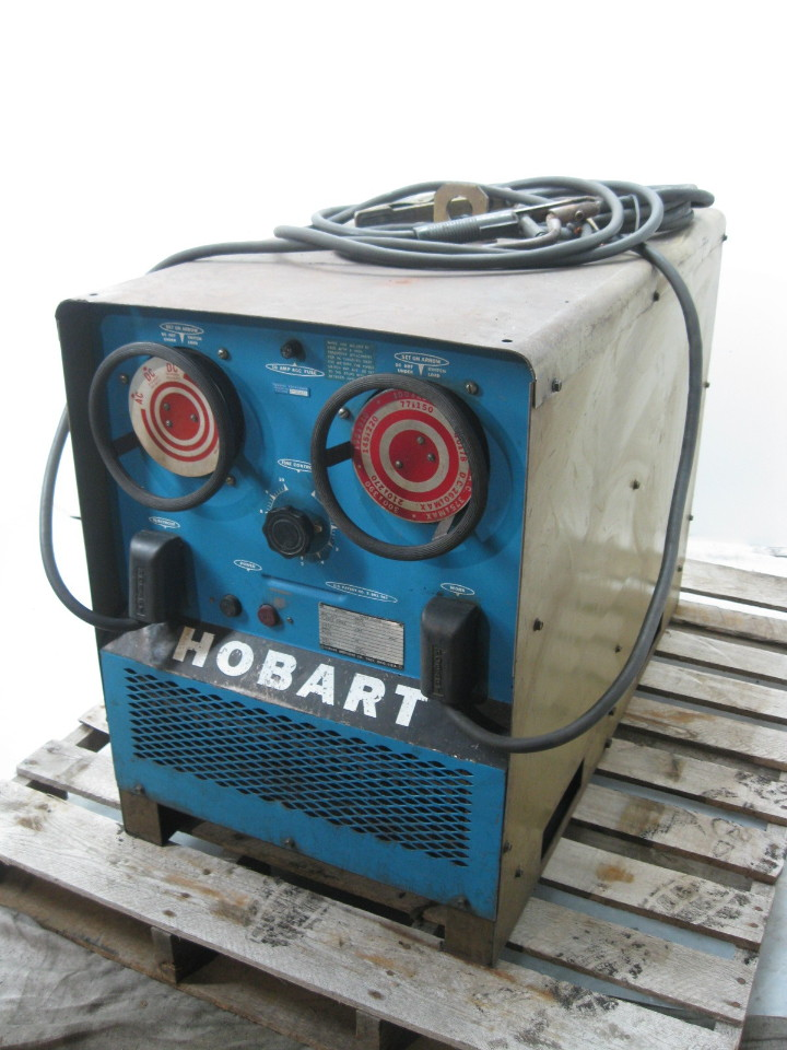 hobart tr-300 ac/dc welder 300 amp with stinger & ground ... tr 300 welder wiring diagram