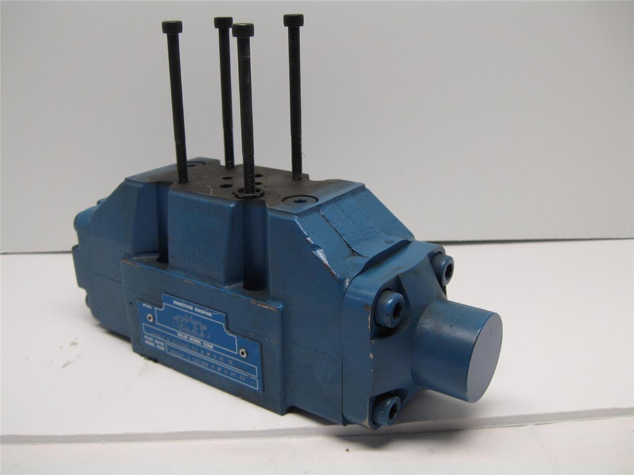 Vickers KDG5V2C70N45 EX H M U H1 10 Hydraulic Valve
