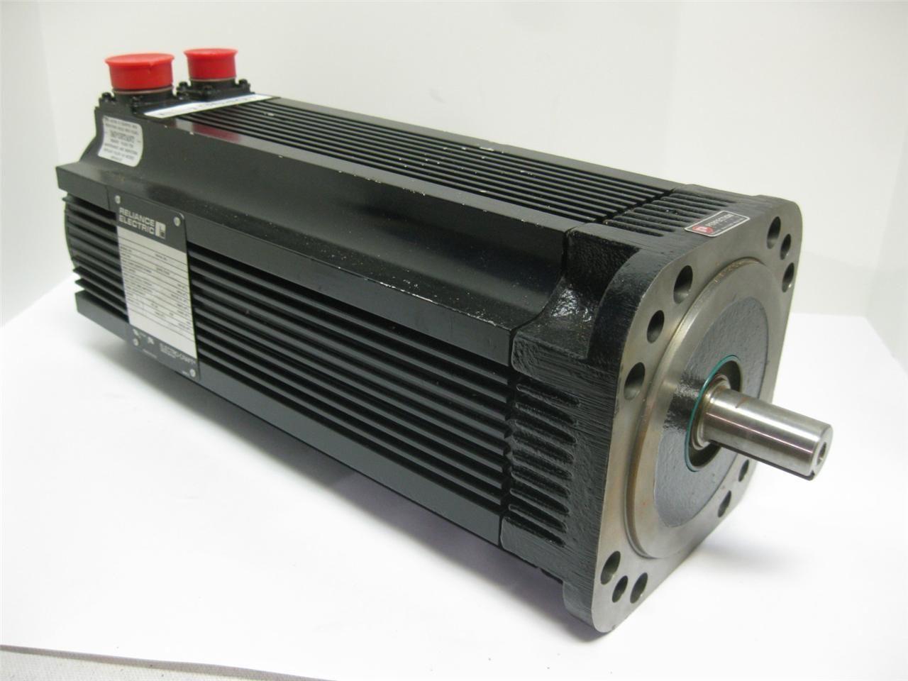 Allen Bradley 1326ab B530e 21 L Servo Motor 3200 Rpm 4 3