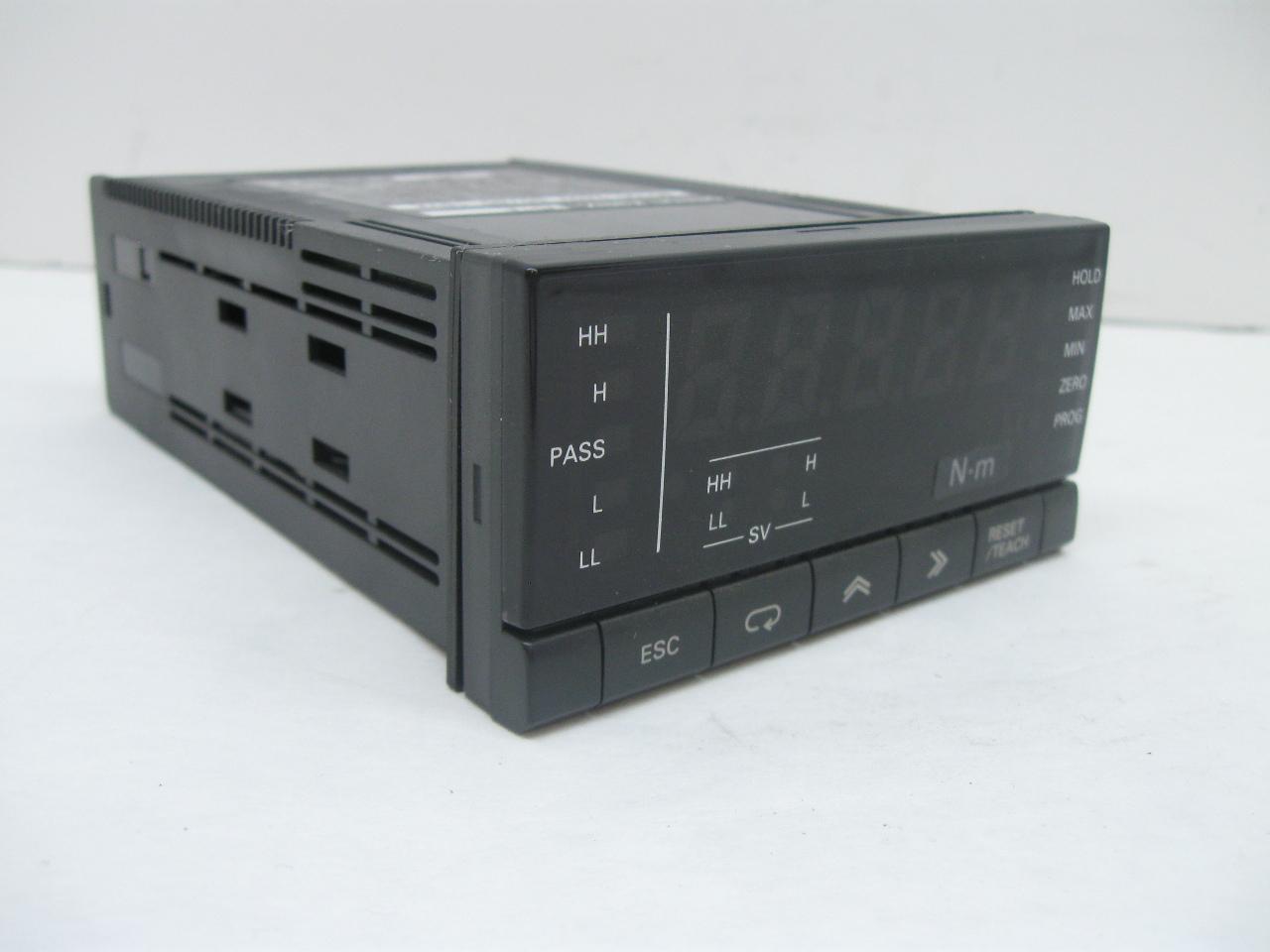 Omron Digital Panel Meter : Omron k nx vd a digital panel meter v ebay
