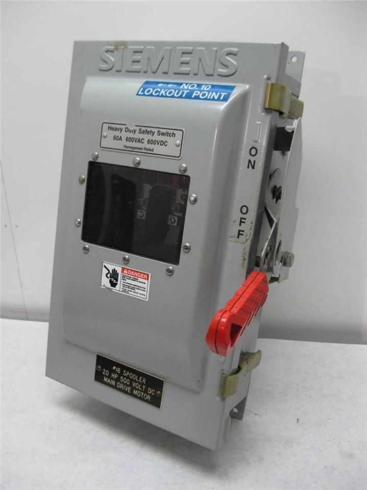 Gle Ge Cr Ef Ba Dd Definite Purpose Contactor likewise New Used   Electric Switch And Power Disconnect Switch Lines Wholesale Supplier in addition Ip Square D Hu Heavy Duty Safety Switch   V Non Fused Pole moreover Gle New Square D Ao Snap Switch also Gle Square D H N   V Heavy Duty Safety Switch. on 800 amp fused disconnect switch