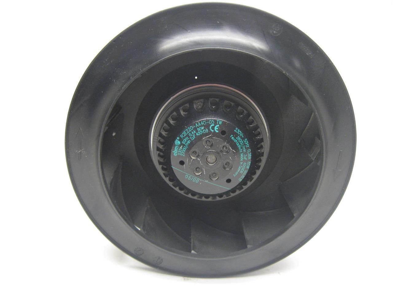 Ebm R2e220 1140 05 Motorized Impeller Ebay